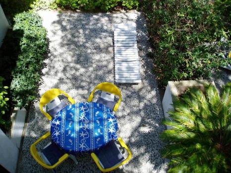Villa Fantagalì app. 501 giardino dall'alto