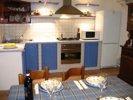 Casa Bruno cucina