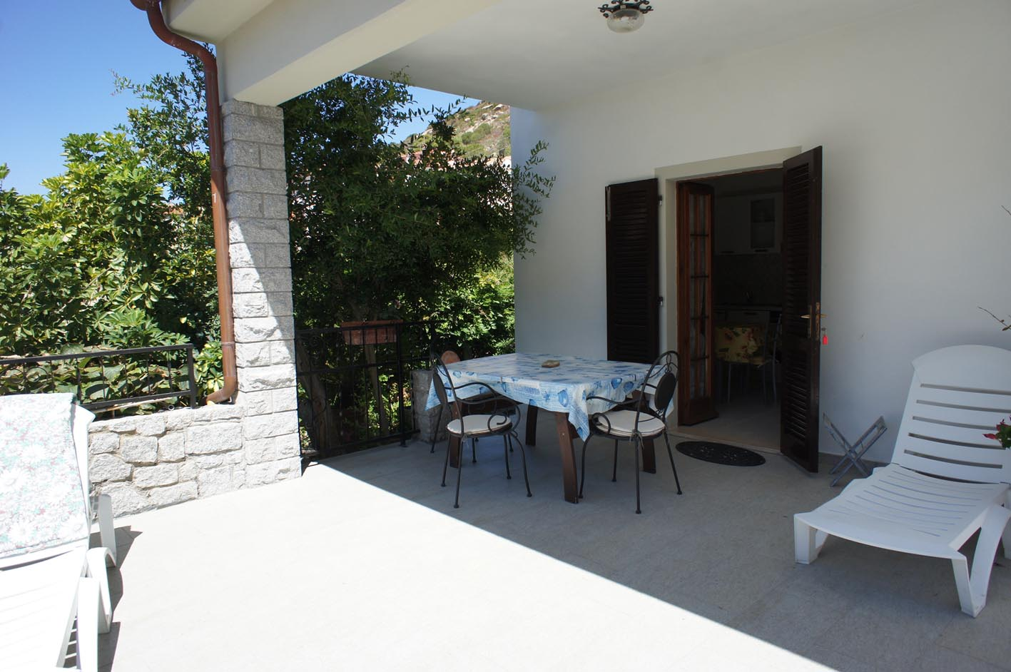 casa glicine - wisteria