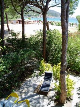 Villa Fantagalì app. 503 giardino dall'alto