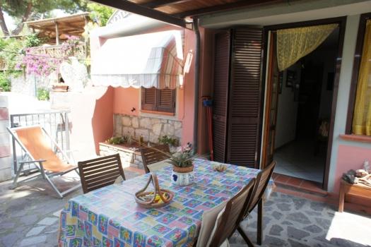 Casa vacanza costa del sole pomonte bilocale - Terrazzo coperto ...