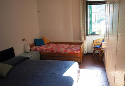 La tua casa sul mare case vacanza casa limoni - Camera da letto grande ...