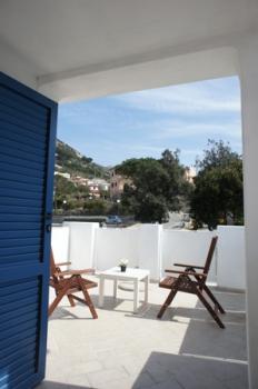Casa vacanza costa del sole pomonte monolocale - Terrazzo coperto ...