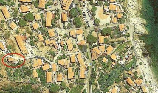 Ubicazione foto da satellite