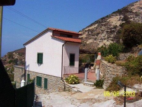 Villa Bellavista dalla scalinata