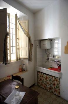 angolo cucina-lavandino