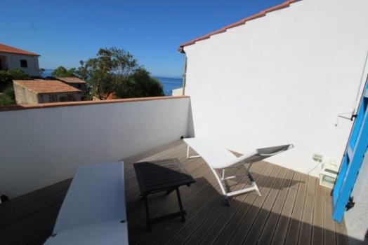 terrazza solarium 1° piano