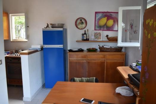 cucina e pranzo