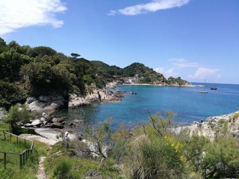 Blick von Cotoncello nach Sant'Andrea