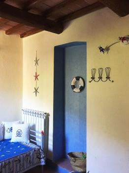 12 camera con letti singoli