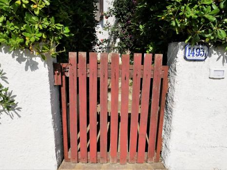 Cancello d'ingresso