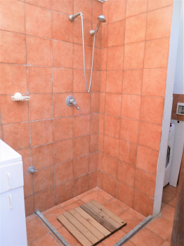 Seconda doccia esterna