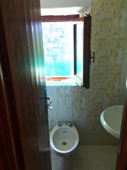 bagno con vasca-doccia e bidet