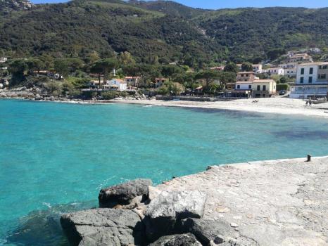 spiaggia Sant'Andrea - Strand