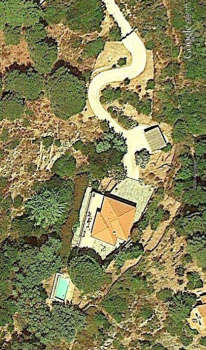 Foto da satellite