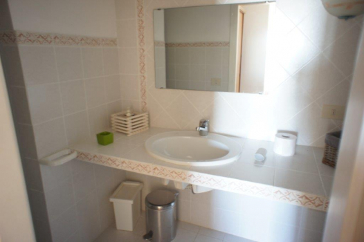 3° bagno con doccia p.t.
