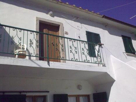 trilocale 1° piano balcone